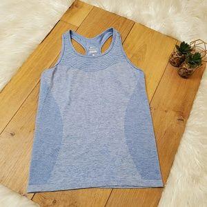 Nike Dri Fit Blue Tank Top
